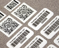 thermal transfer label printing