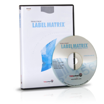 Label Matrix Barcode Software